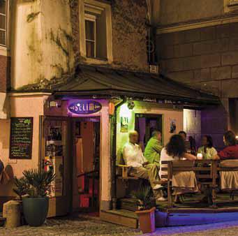 Selim Bar in der Steingasse