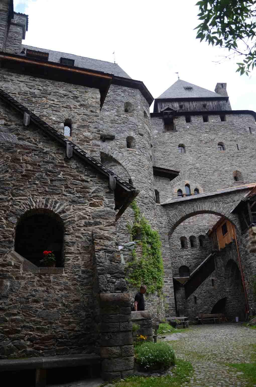 Romantische Burg