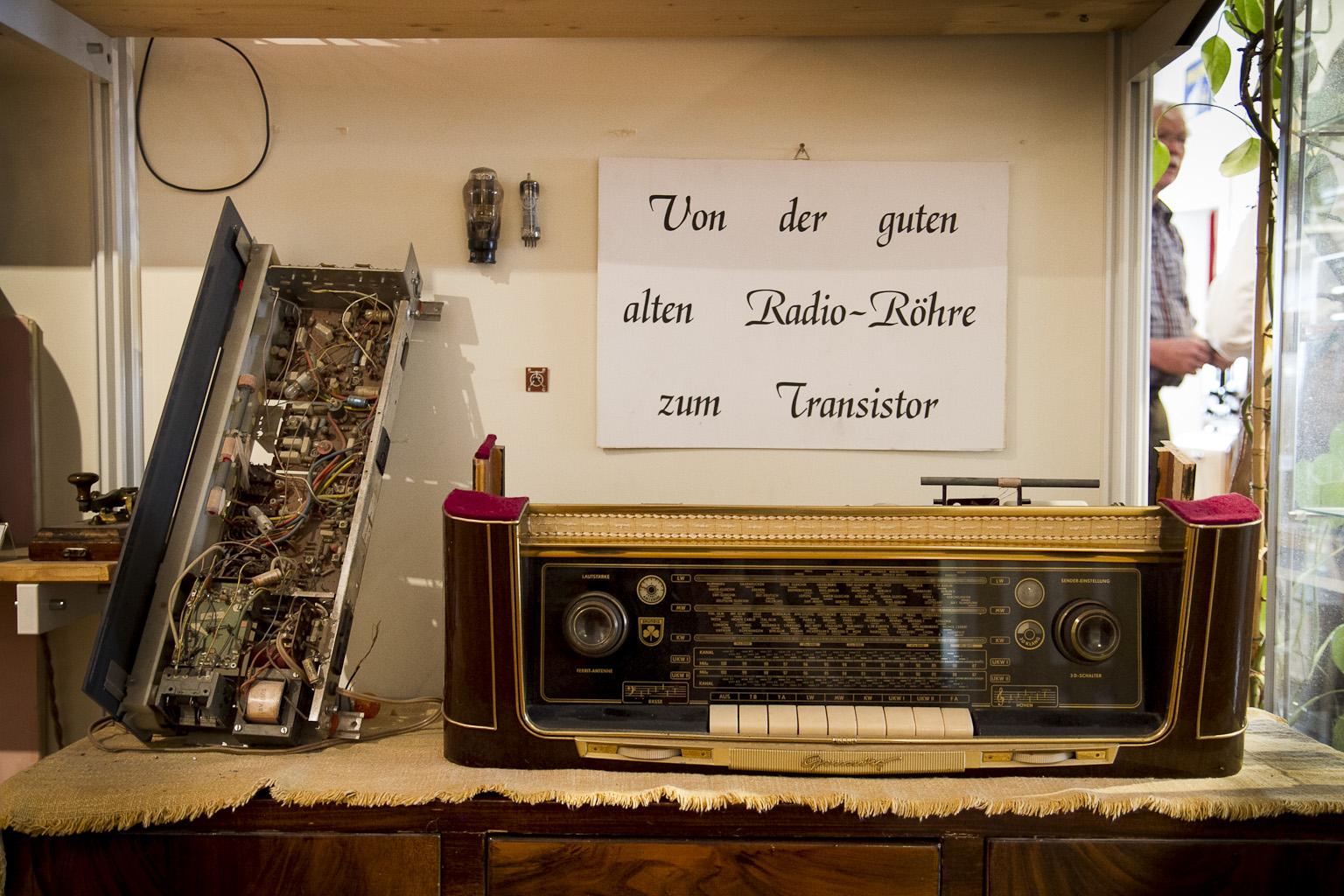 Entwicklung des Radios