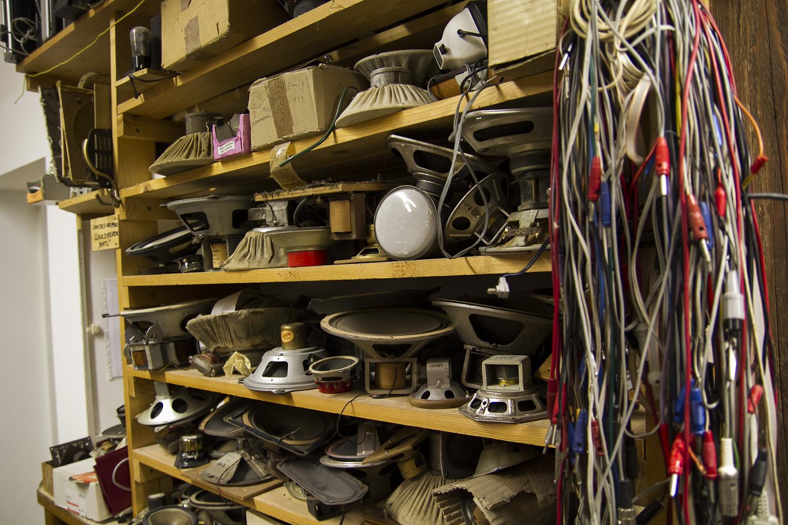 Lautsprecher für Reparaturen