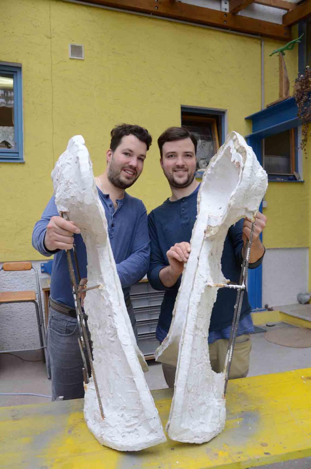 Manuel und Tobias Gruber