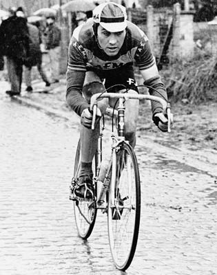 Für Eddy Merckx gab es nur ein Ziel: Zu gewinnen!