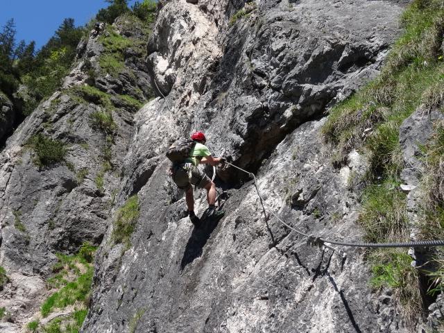 Klettersteig Nr.2