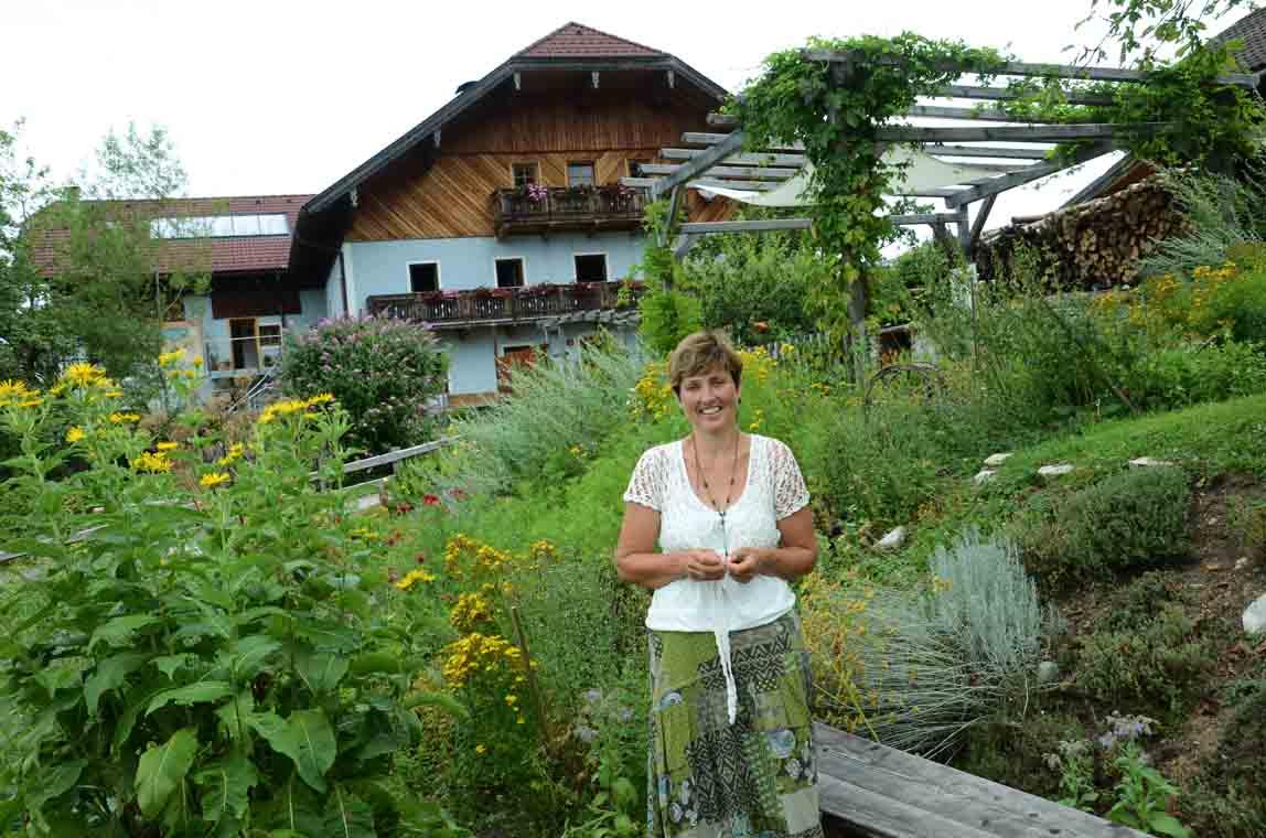 Freude im Garten