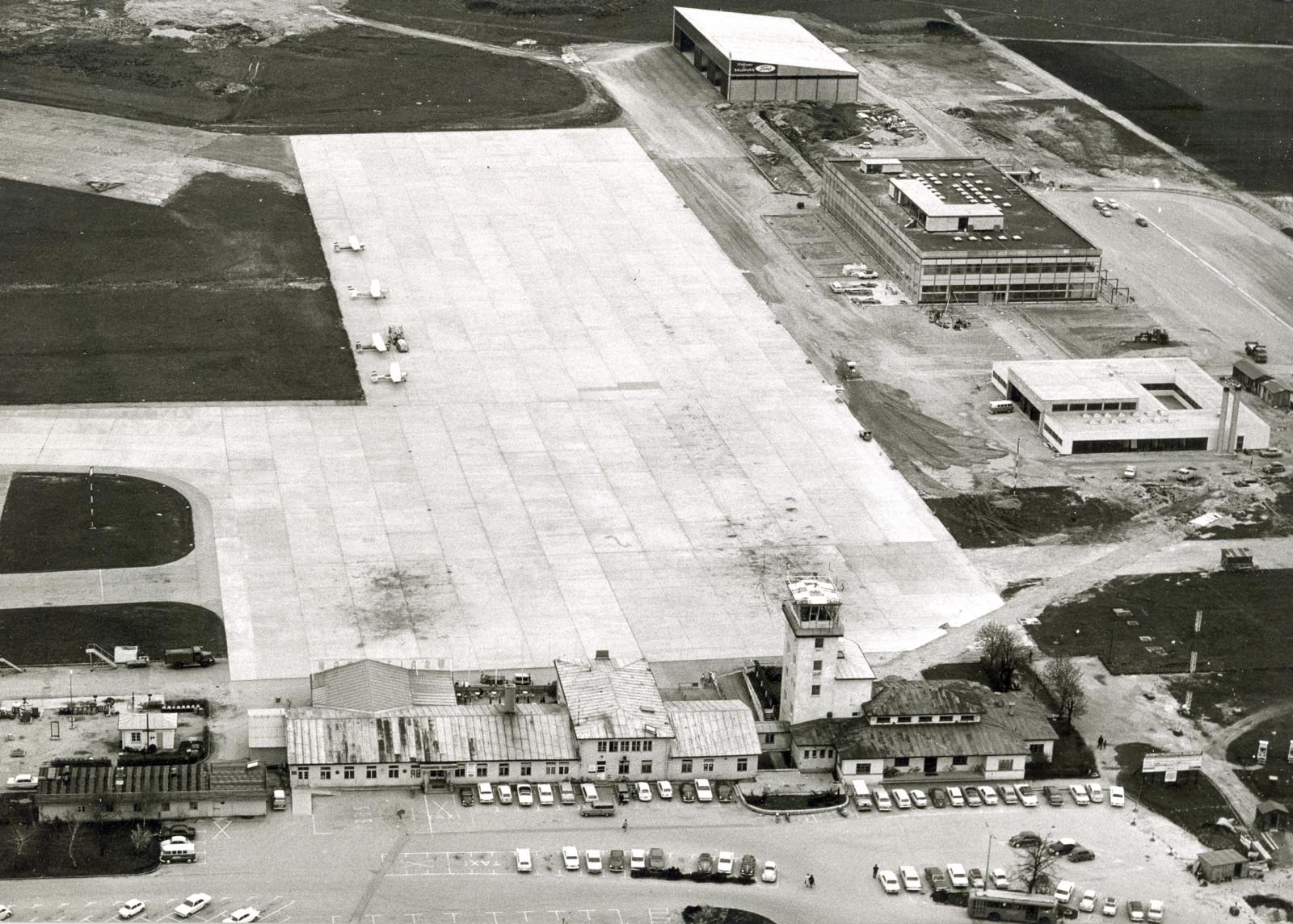 Das Vorfeld um 1966