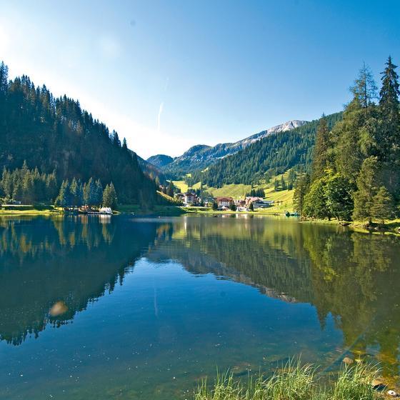 Idylle in Zauchensee