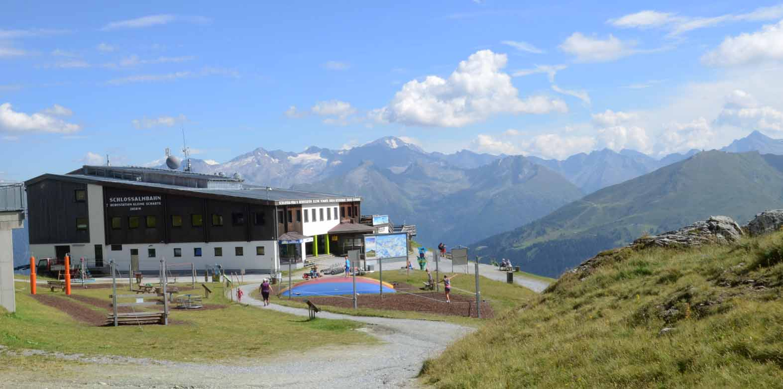 Bergstation Schlossalm