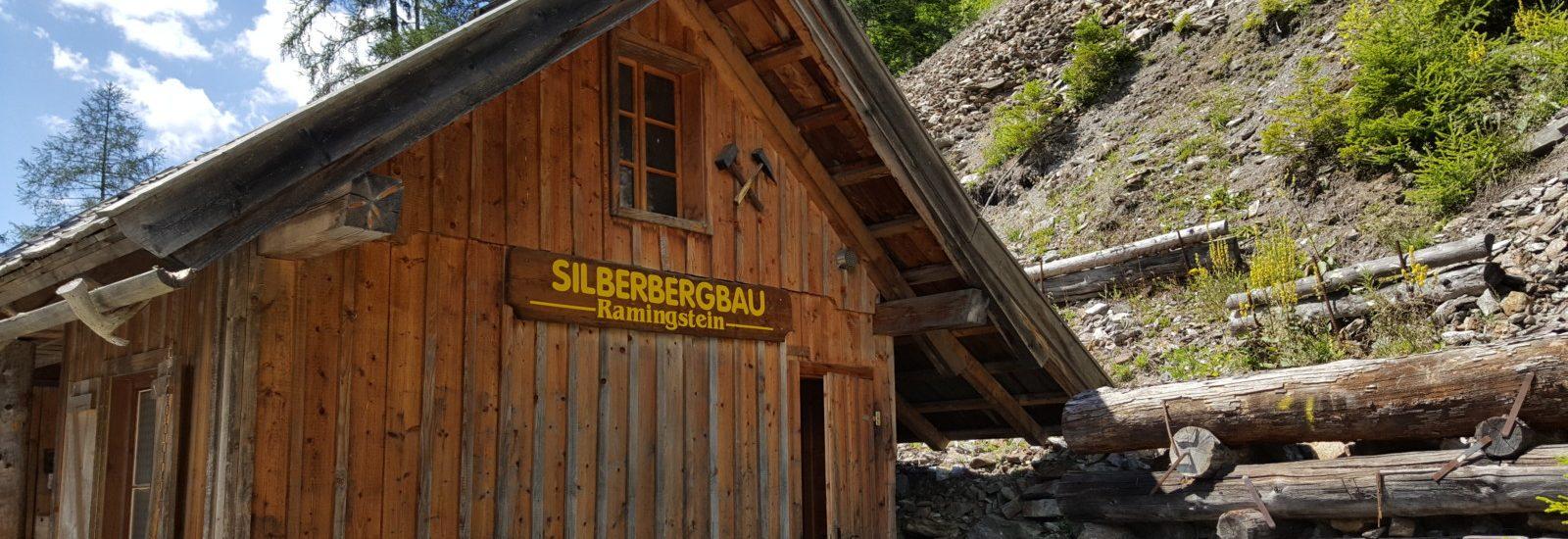 Silberbergwerk Ramingstein Lungau