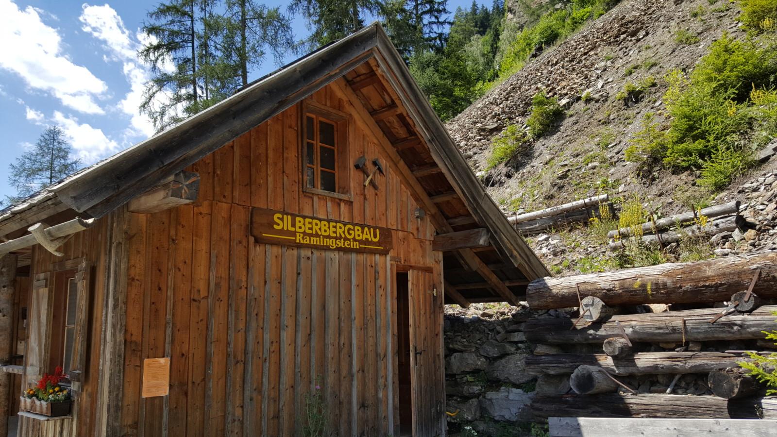 Silberbergwerk Ramingstein