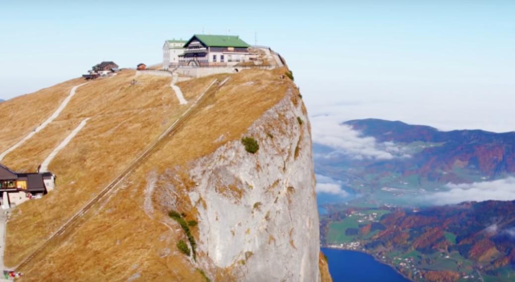 Aussichtsberg Schafberg