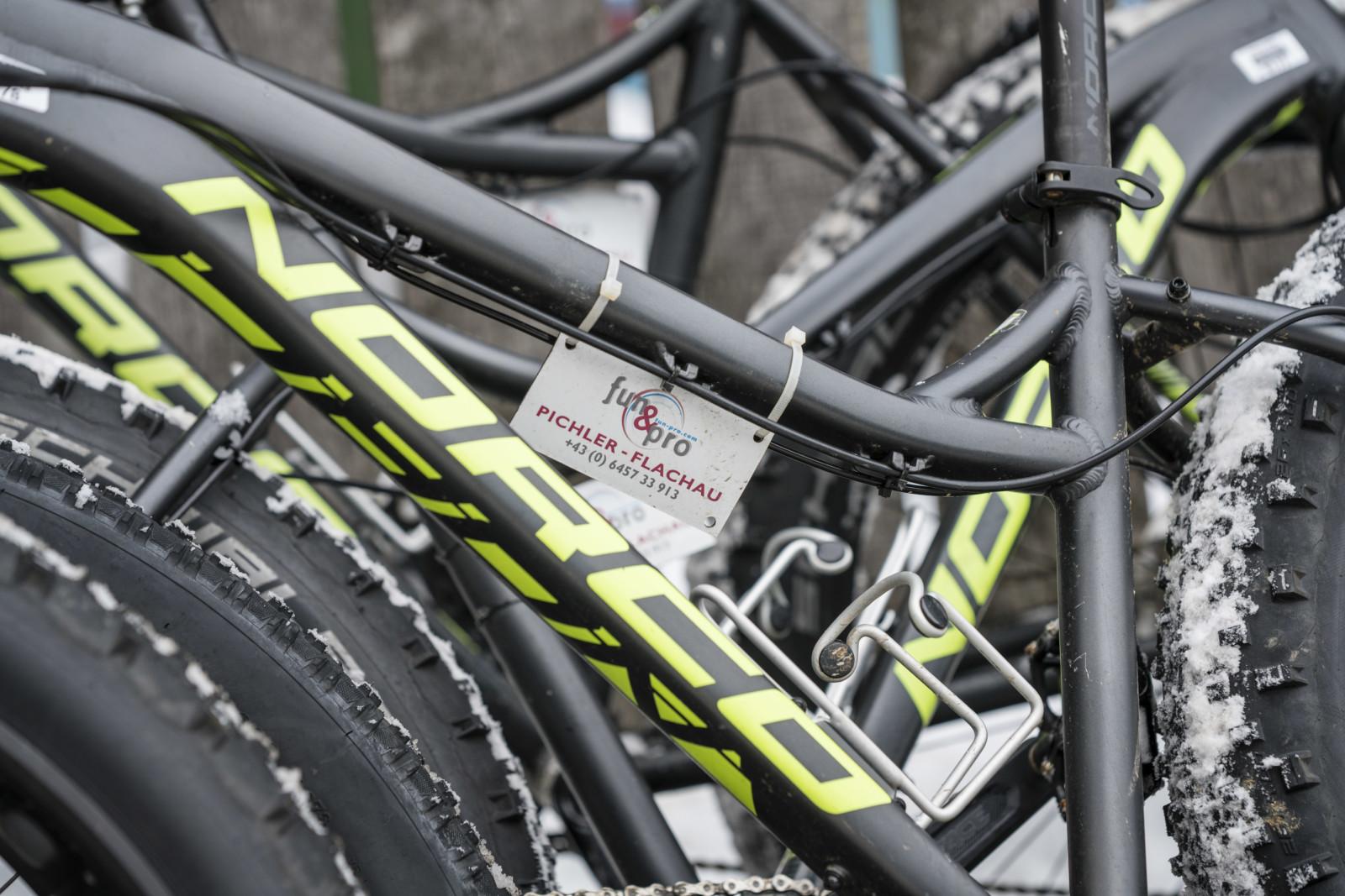 Die Räder sind leichter als sie aussehen. (c) wildbild/Kirchmaier