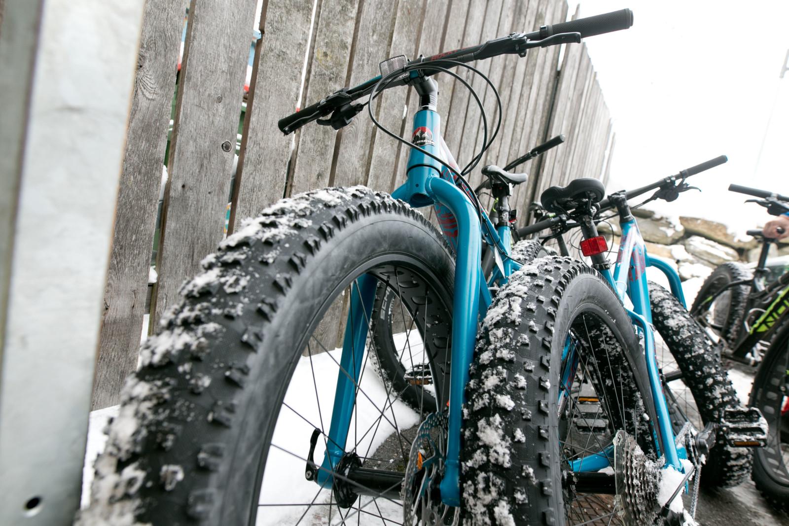 Fatbikes haben mindestens 4,5 zoll Reifen (c)wildbild
