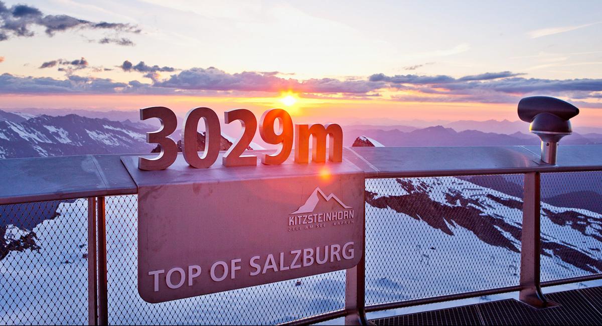 Gipfelwelt 3000 © Kitzsteinhorn