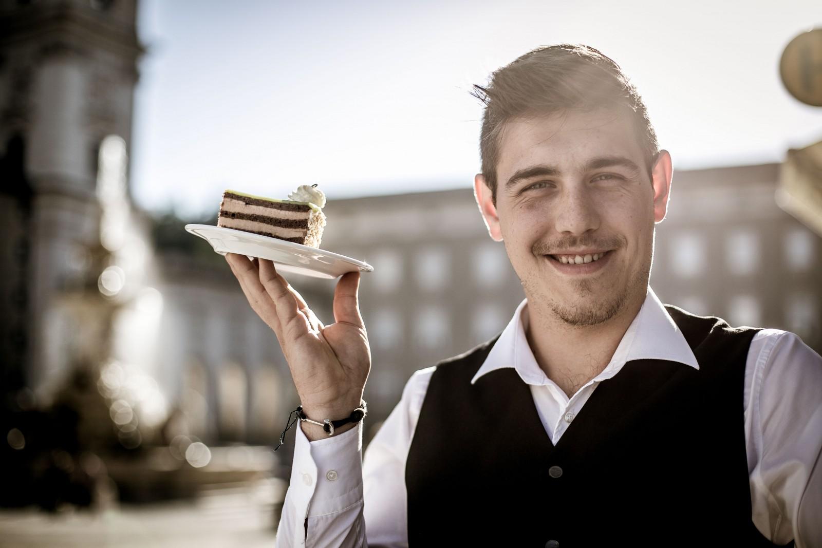 Cafe Glockenspiel, Felleis, Mozarttorte (c) wildbild