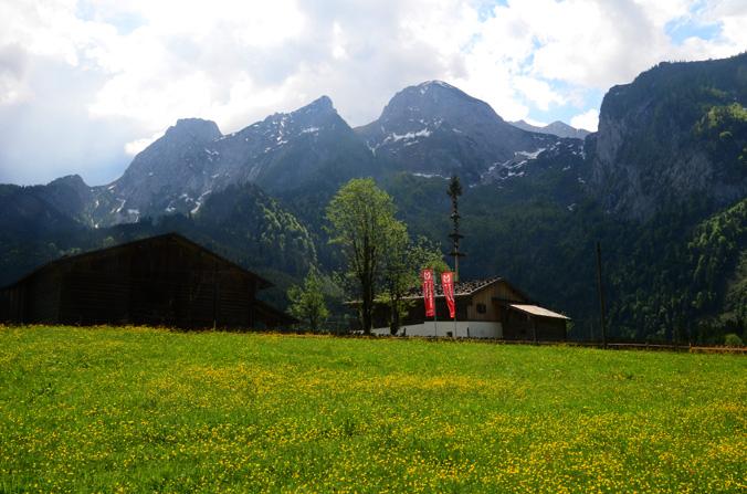 Heimatmuseum mit Tennengebirge