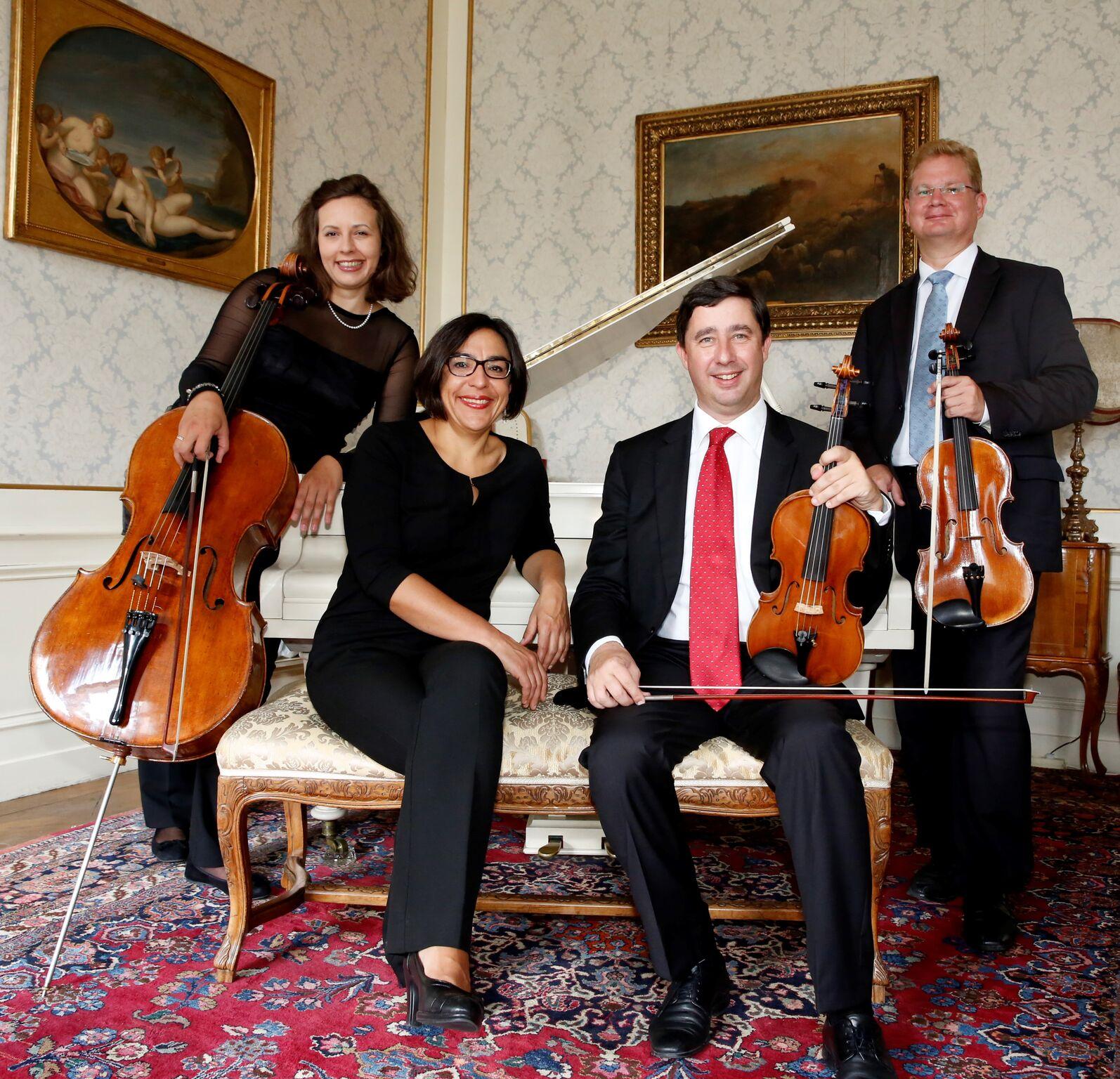 Lissy Quartett