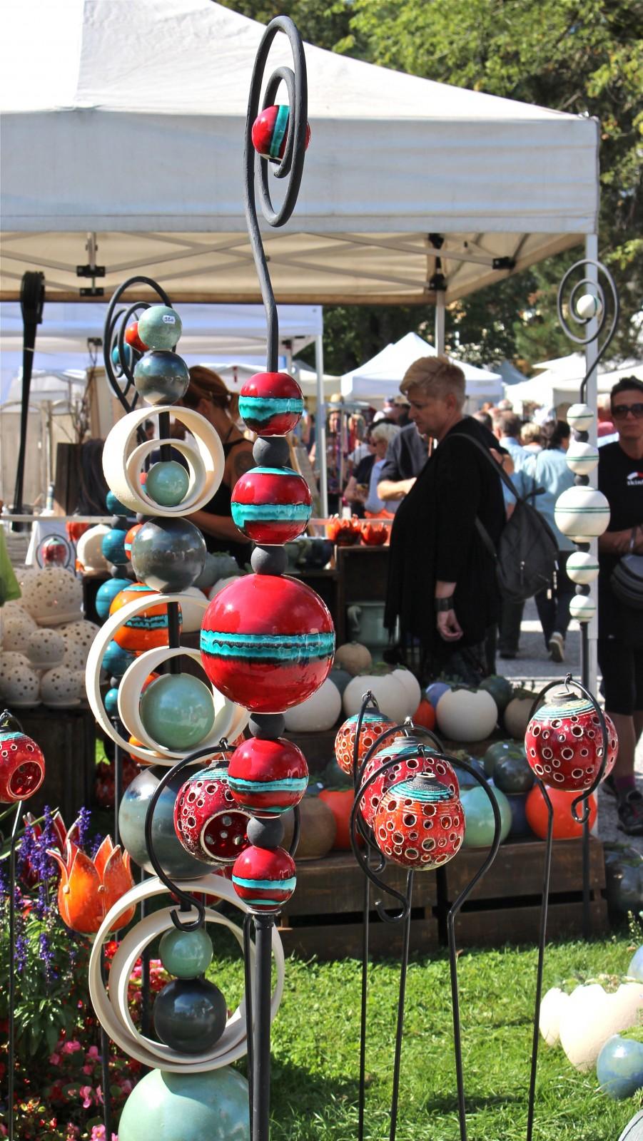 Kunsthandwerksmarkt in St. Gilgen