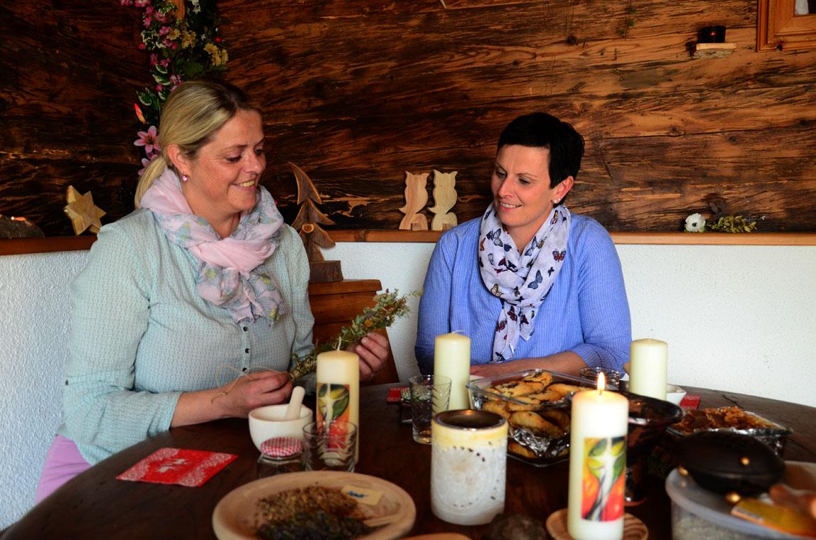 Tipps und Anregungen vom KräuterEngerl