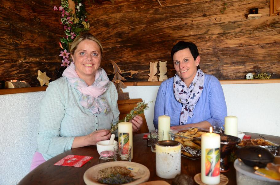 KräuterEngerl Christine und Theresia