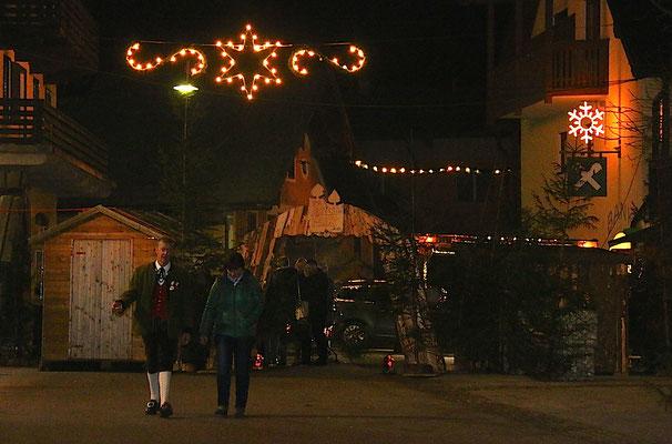 Adventmarkt in Rußbach