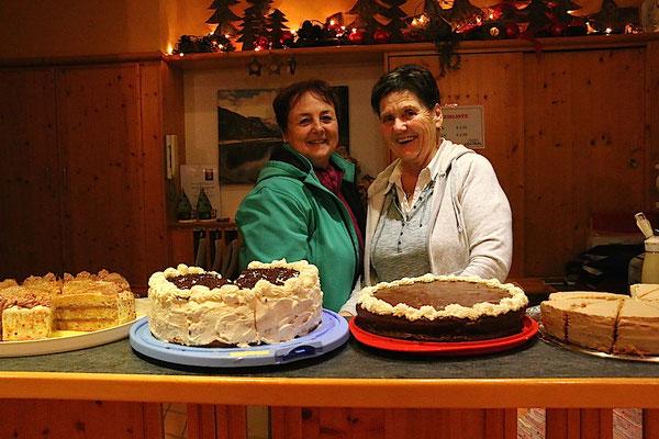 Torten und Kuchen