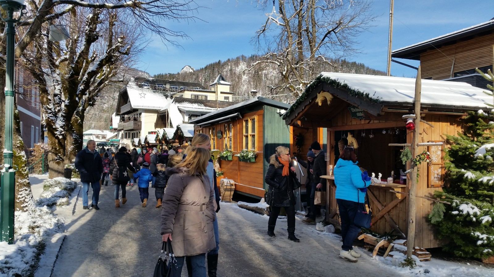 Adventmarkt Strobl