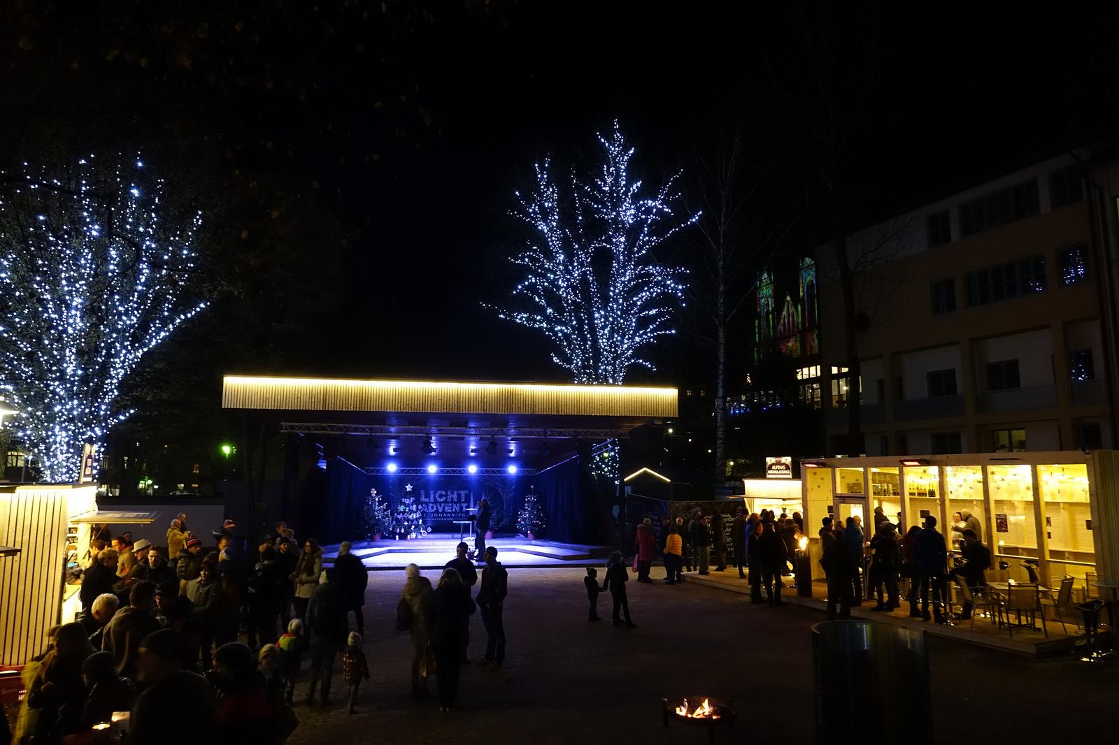Licht-Advent in St. Johann Alpendorf