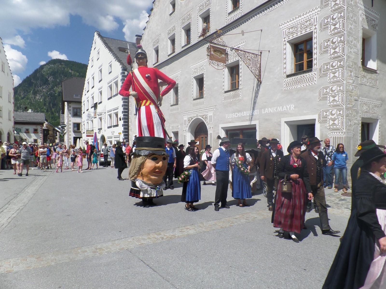Samsonumzug in Mauterndorf