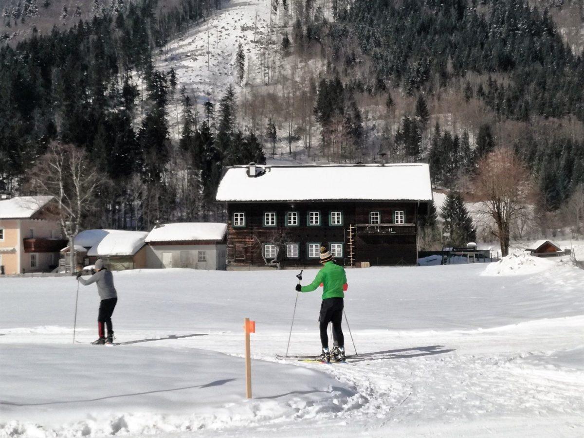 Langlaufschule NORDIC FUN | Langlaufen, Biathlon, Skating
