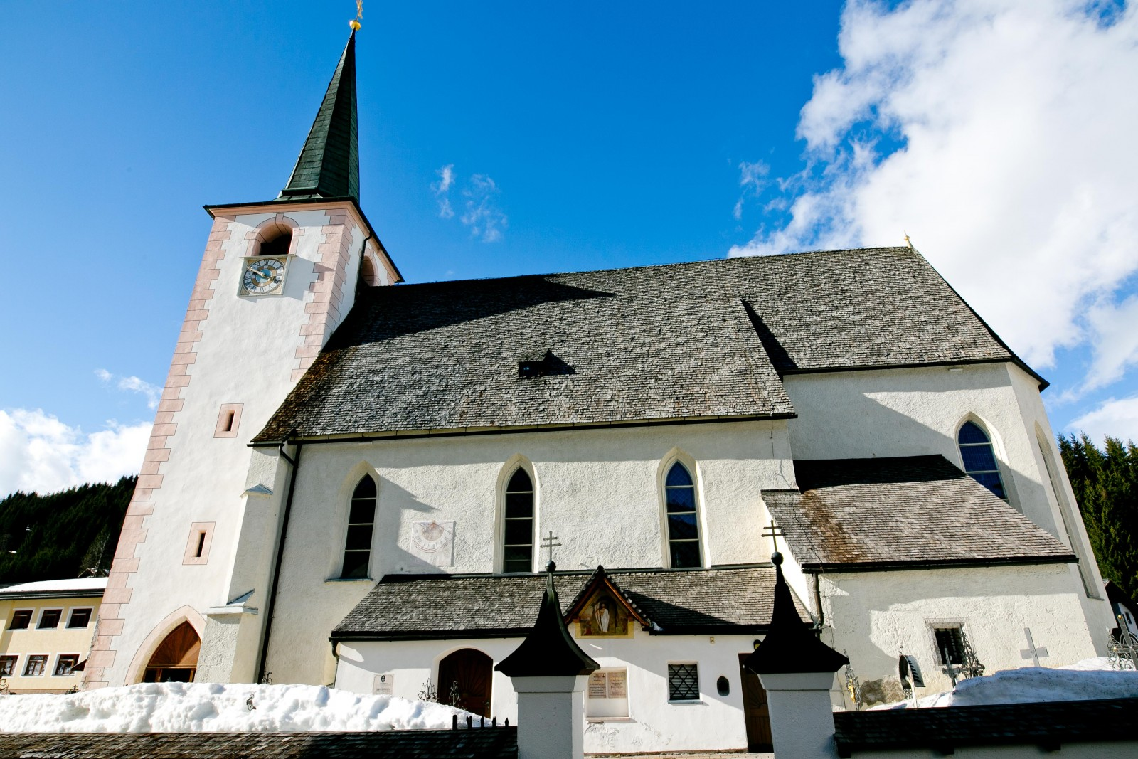 Filzmooser Kirche