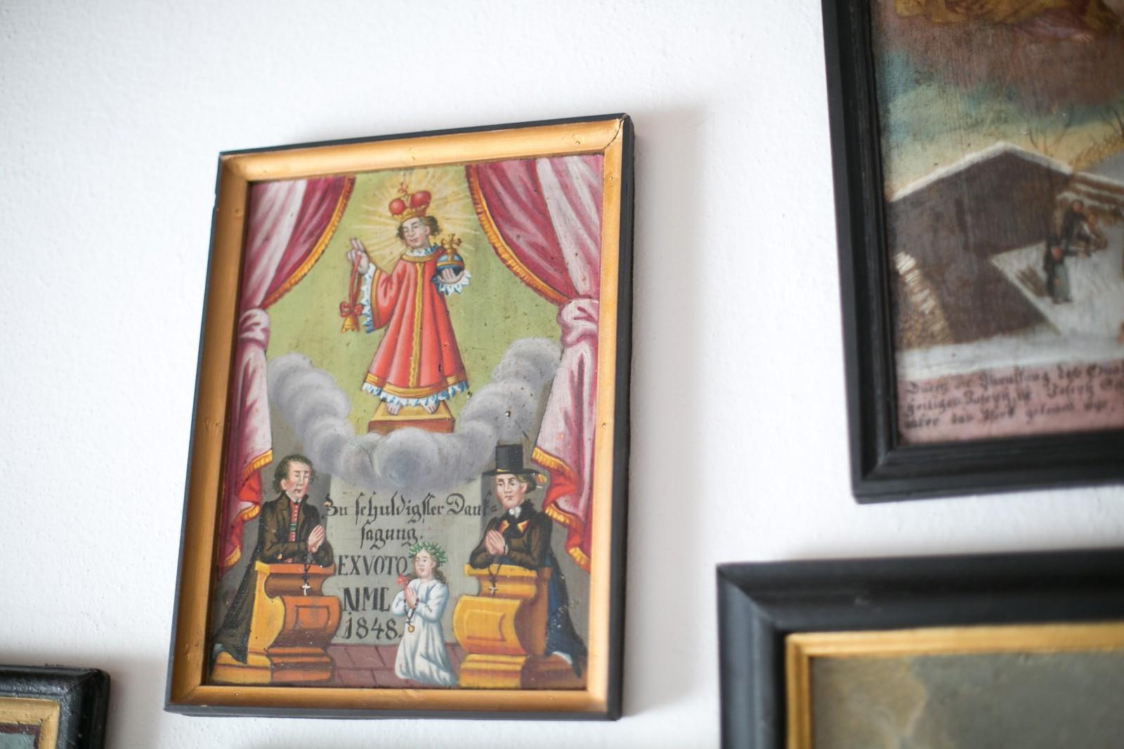 Galerie im Pfarramt