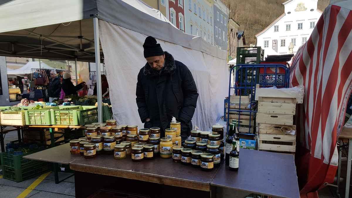 Honig aus dem Salzburger Land