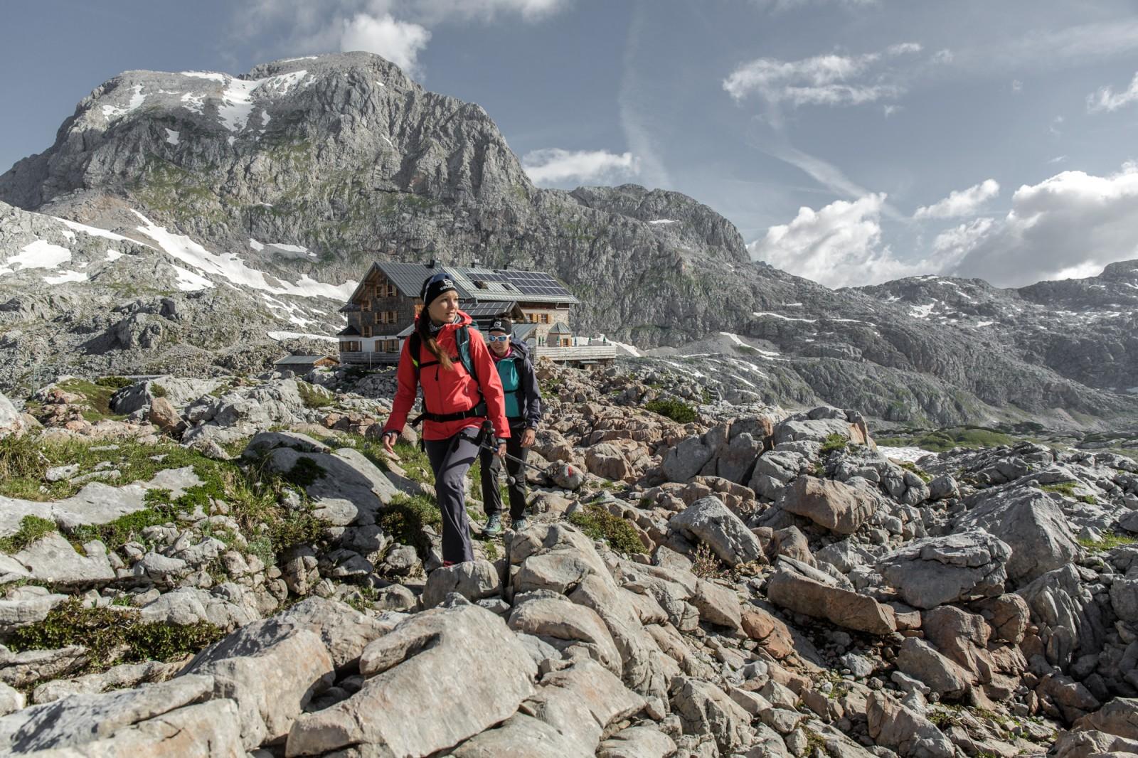 Vom bequem bis hoch hinaus: In Saalfelden Leogang gibt es Wanderungen aller Schwierigkeitsgrade