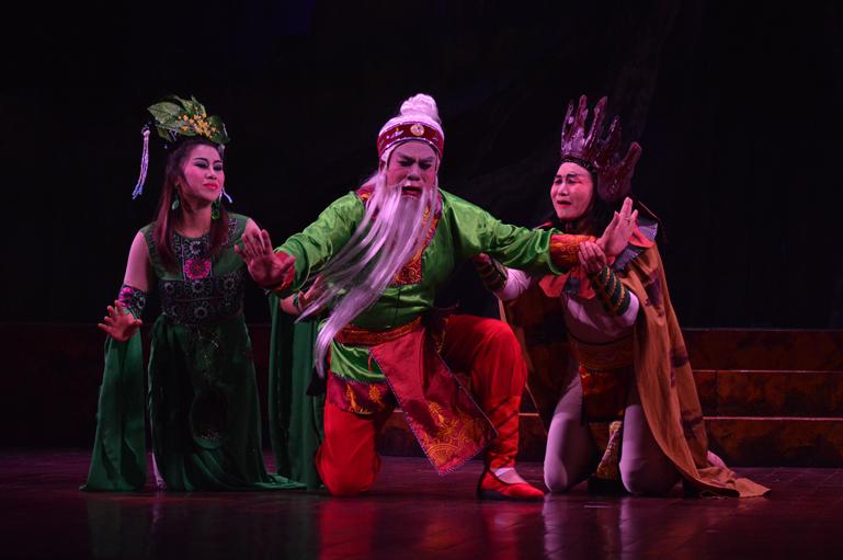 Theater aus Vietnam