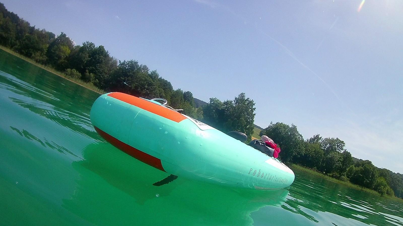 SUP Spaß am Mattsee