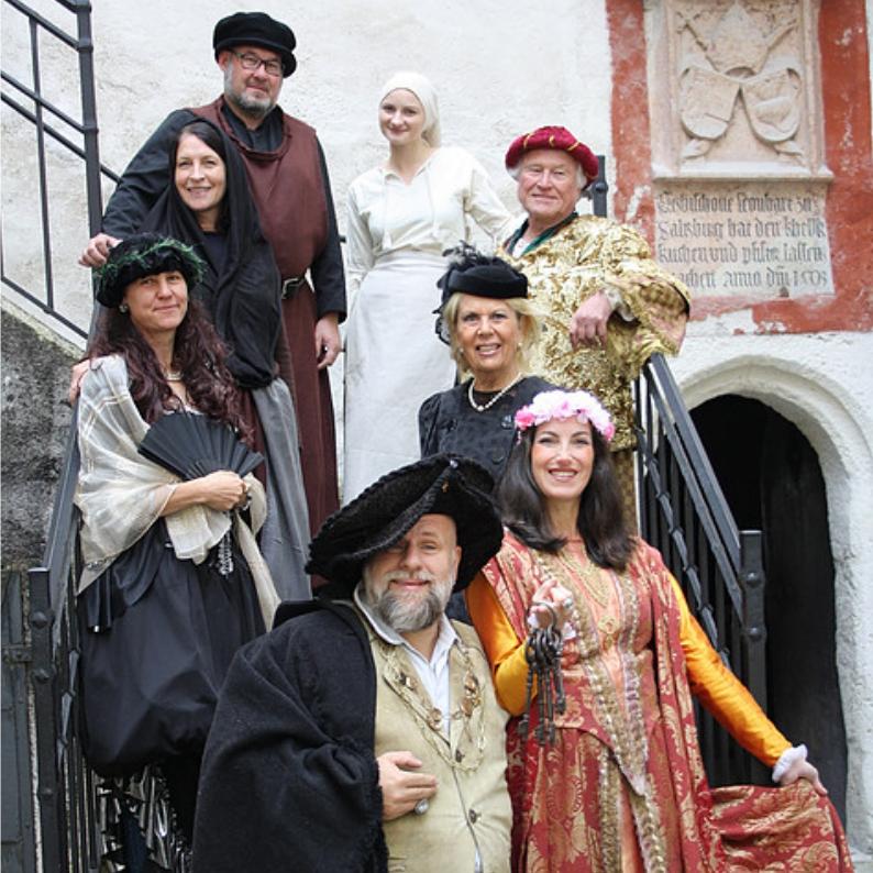 Jedermann von der Salzburger Kulturbühne