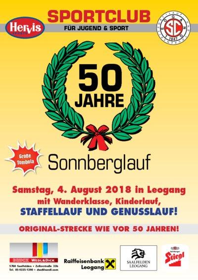 50. Sonnberglauf