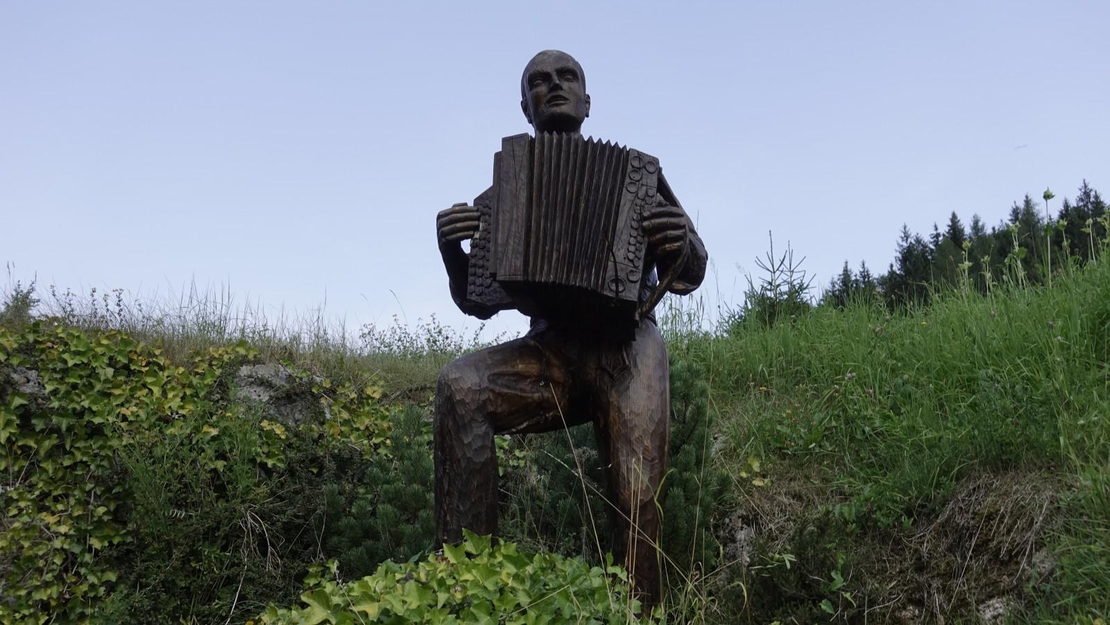 Die musikalische Tradition in Holz verewigt