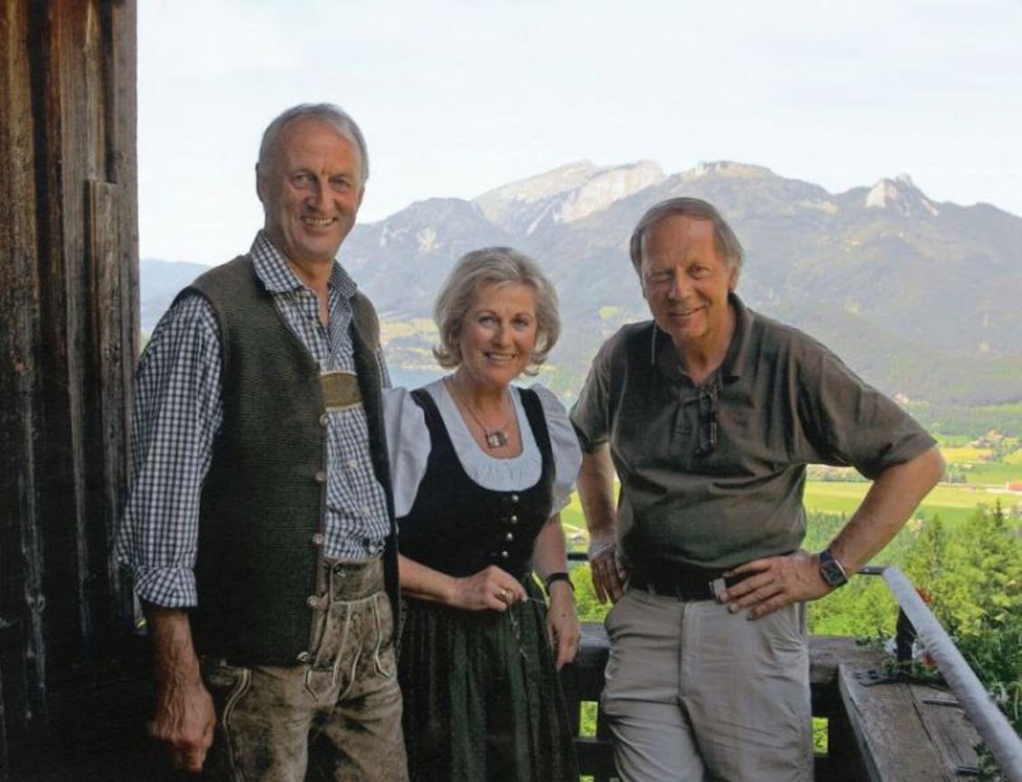 Die Laimer's mit Heinz Prüller