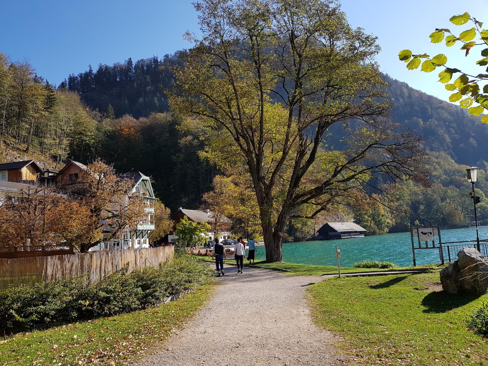 Das Gasthof Fürberg ist in Sicht...