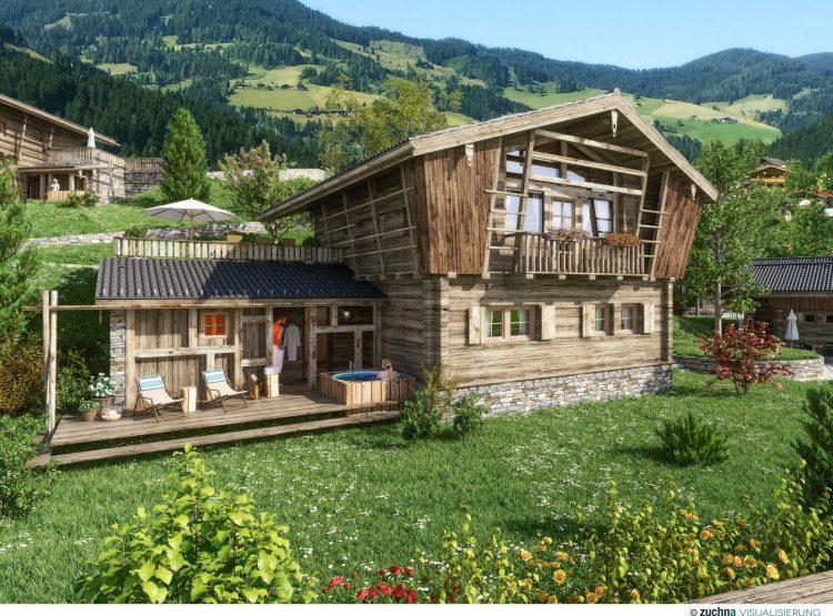 Chaletdorf Prechtlgut Wagrain