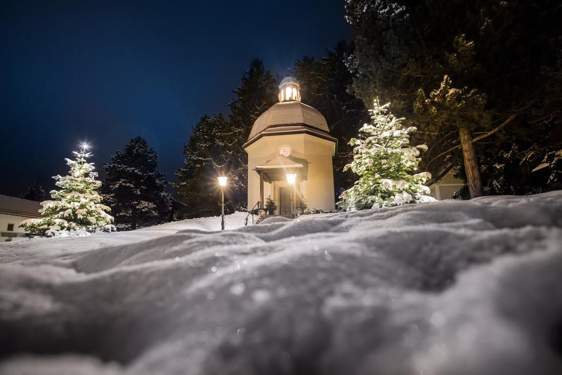Stille Nacht Kapelle 2013