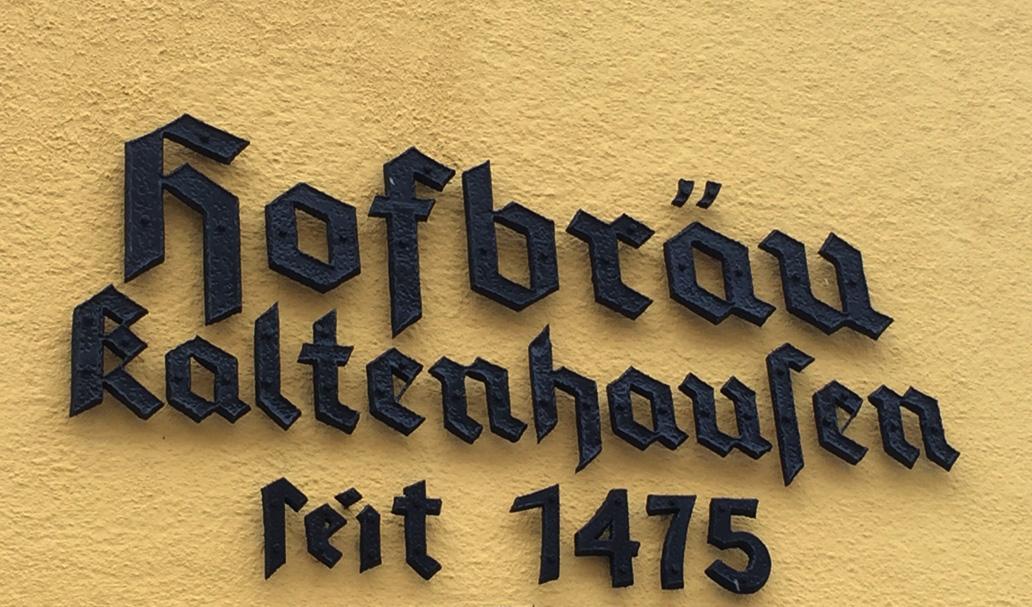 Älteste Brauerei Salzburgs