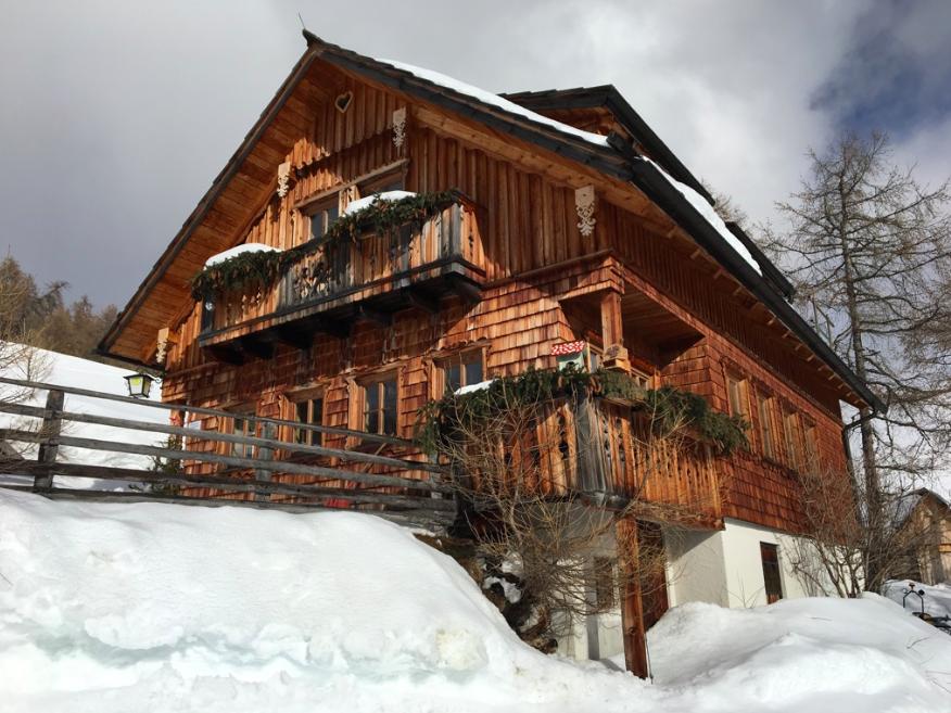 Wildbachhütte, Lessach