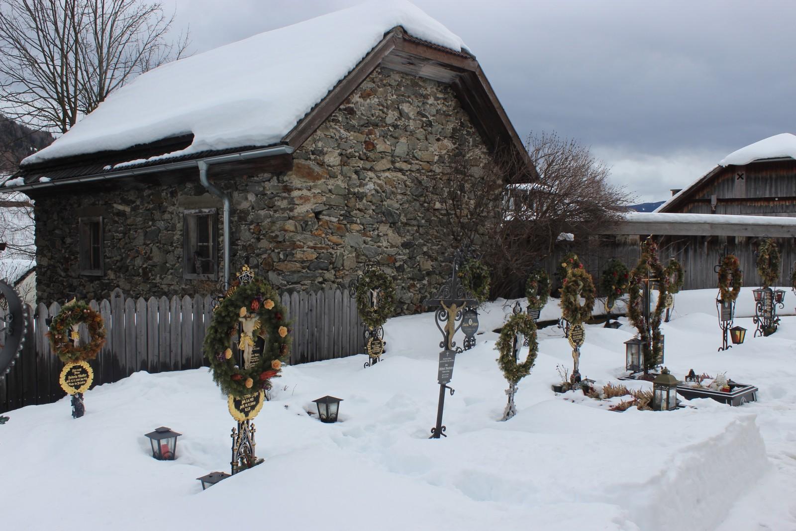 Friedhof Lesch