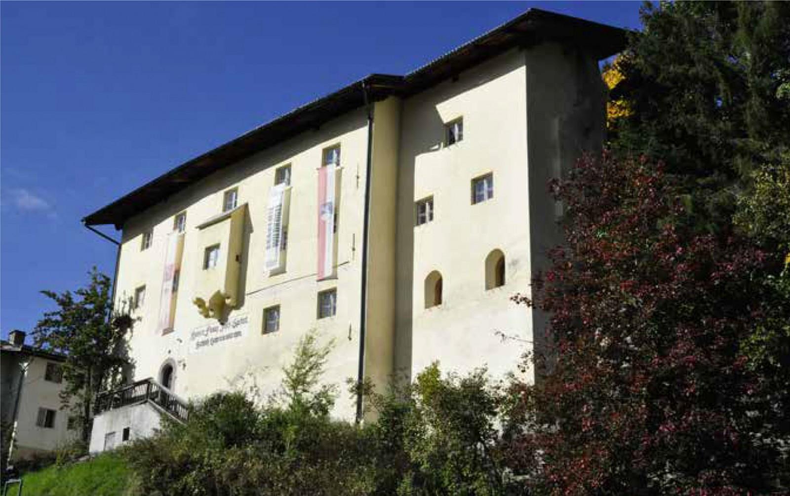 Schloss Hohenneukirchen. c Privat