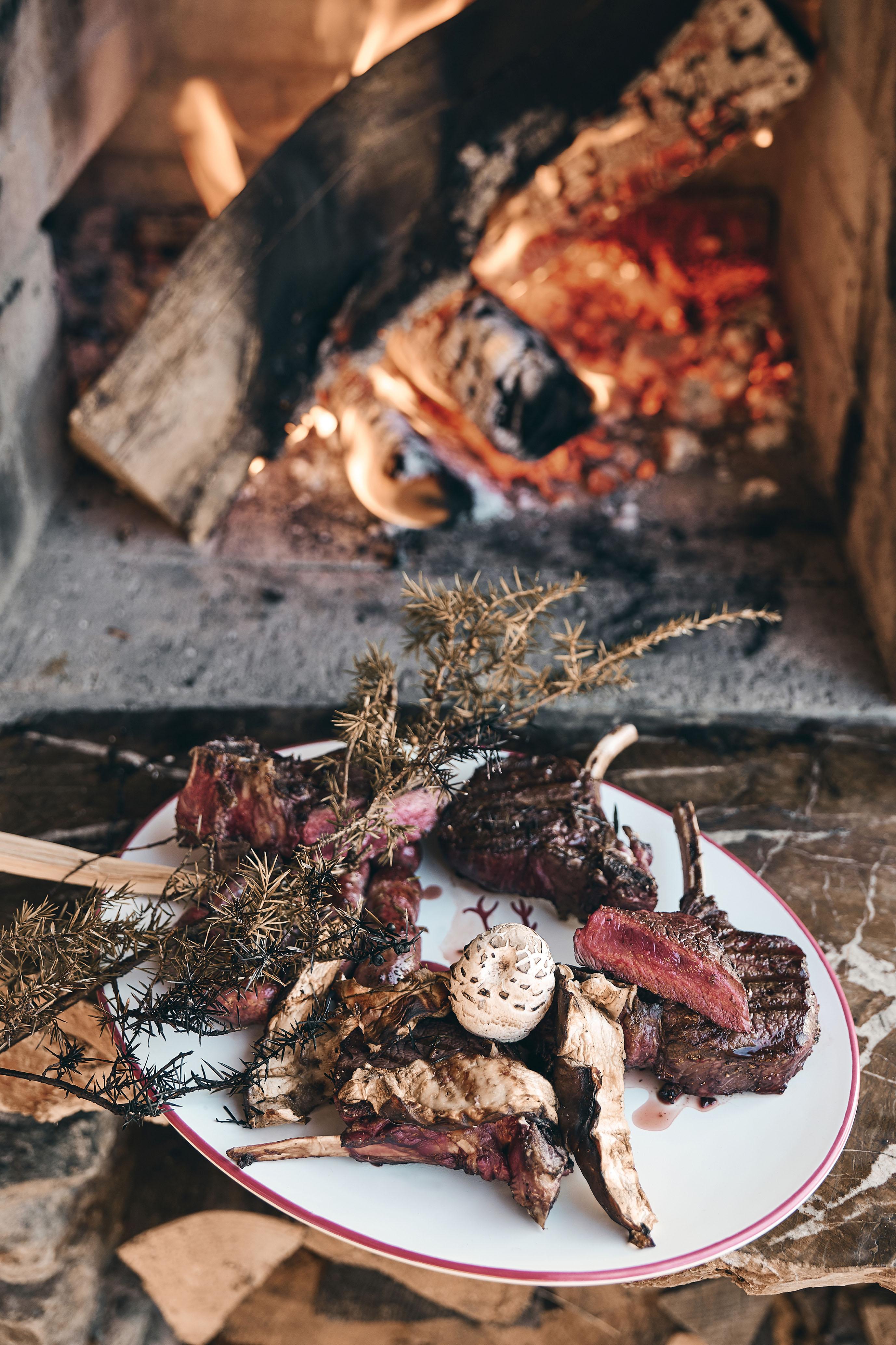 Das Buch ,Der Jaga und der Koch'