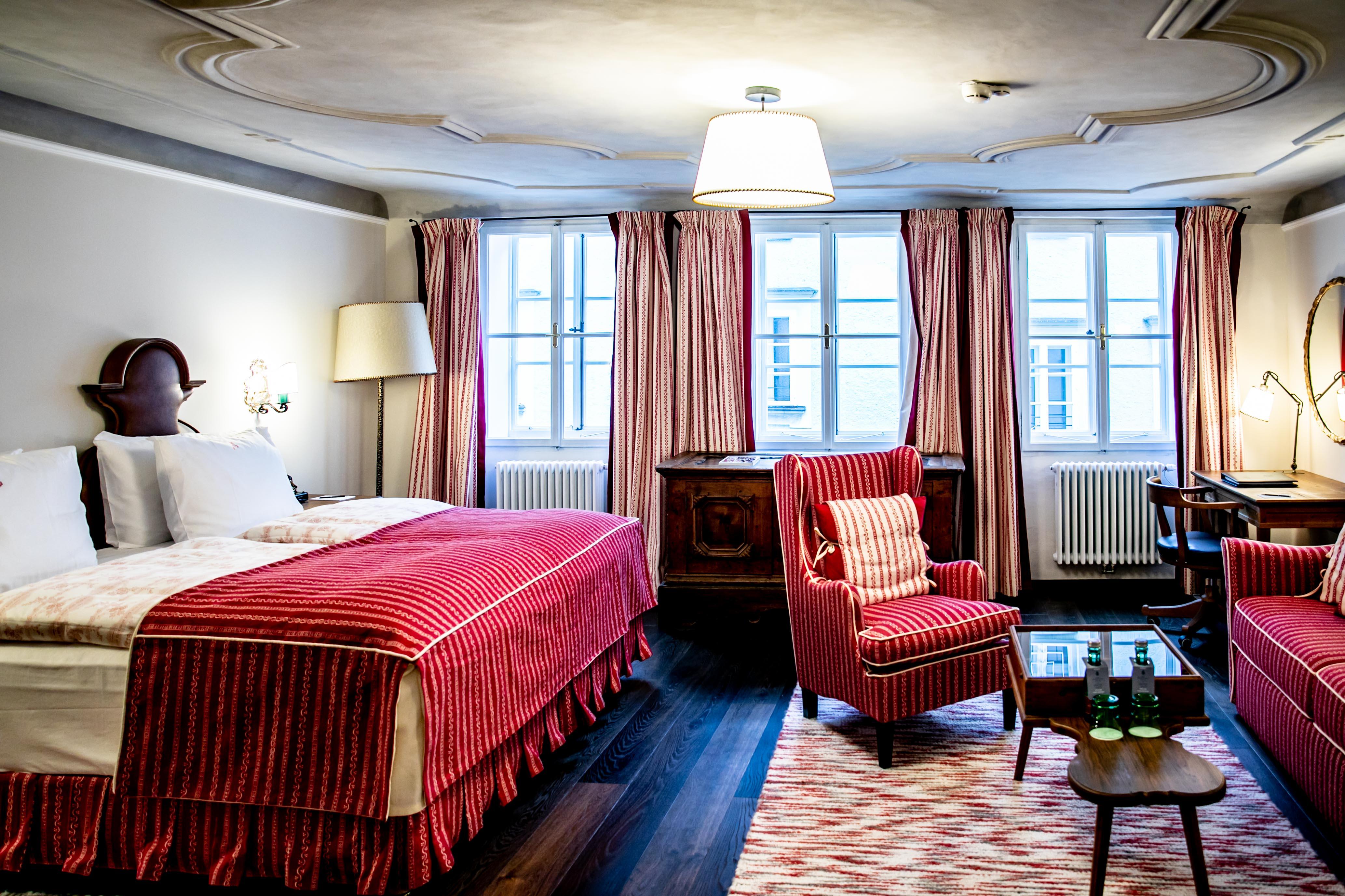 Zimmer 12. Hotel Goldener Hirsch, Salzburg, 20191029, ©www.wildbild.at