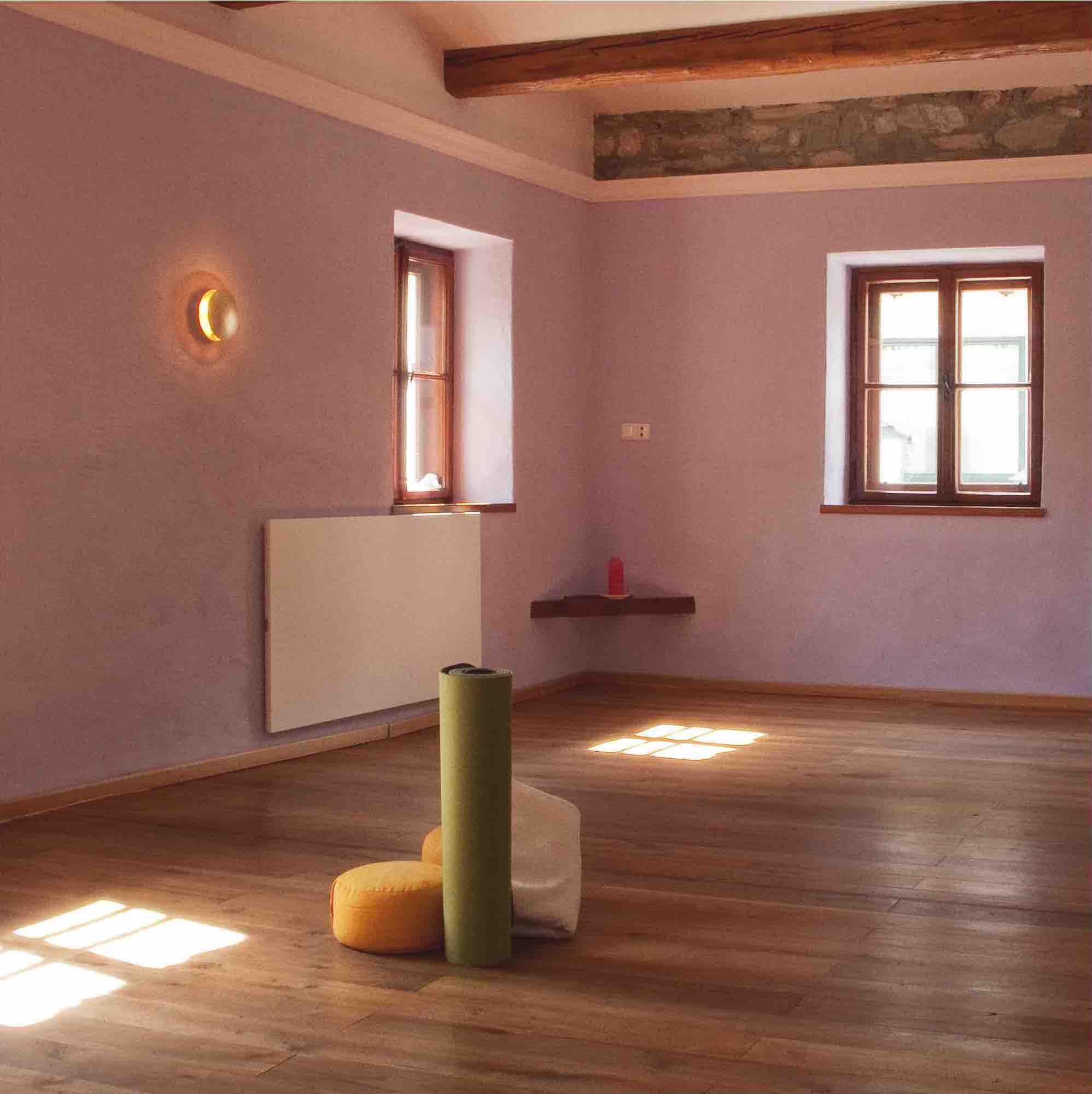 © Peter Schwaiger, Tauglerei - Yoga- oder Seminarraum