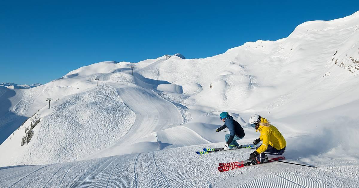 © TVB Rauris / Top-Skigebiet für Familien und Wintersportbegeisterte
